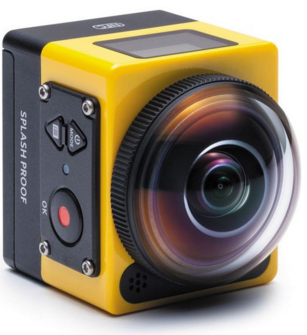 kodak 360 video camera