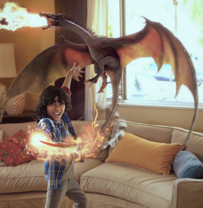 magic leap ar bril